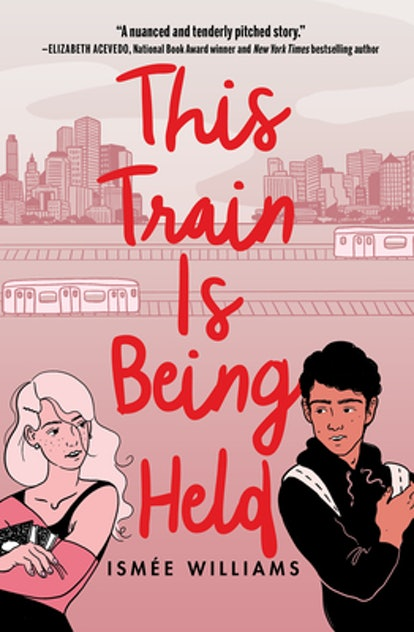 'This Train Is Being Held' by Ismée Williams