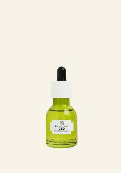 CBD Restoring Facial Oil