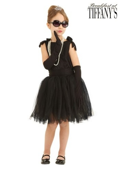 Child Holly Golightly Costume