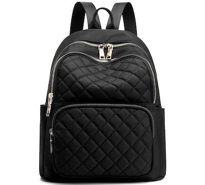 Gazigo Nylon Travel Backpack