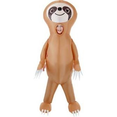 Inflatable Sloth Costume