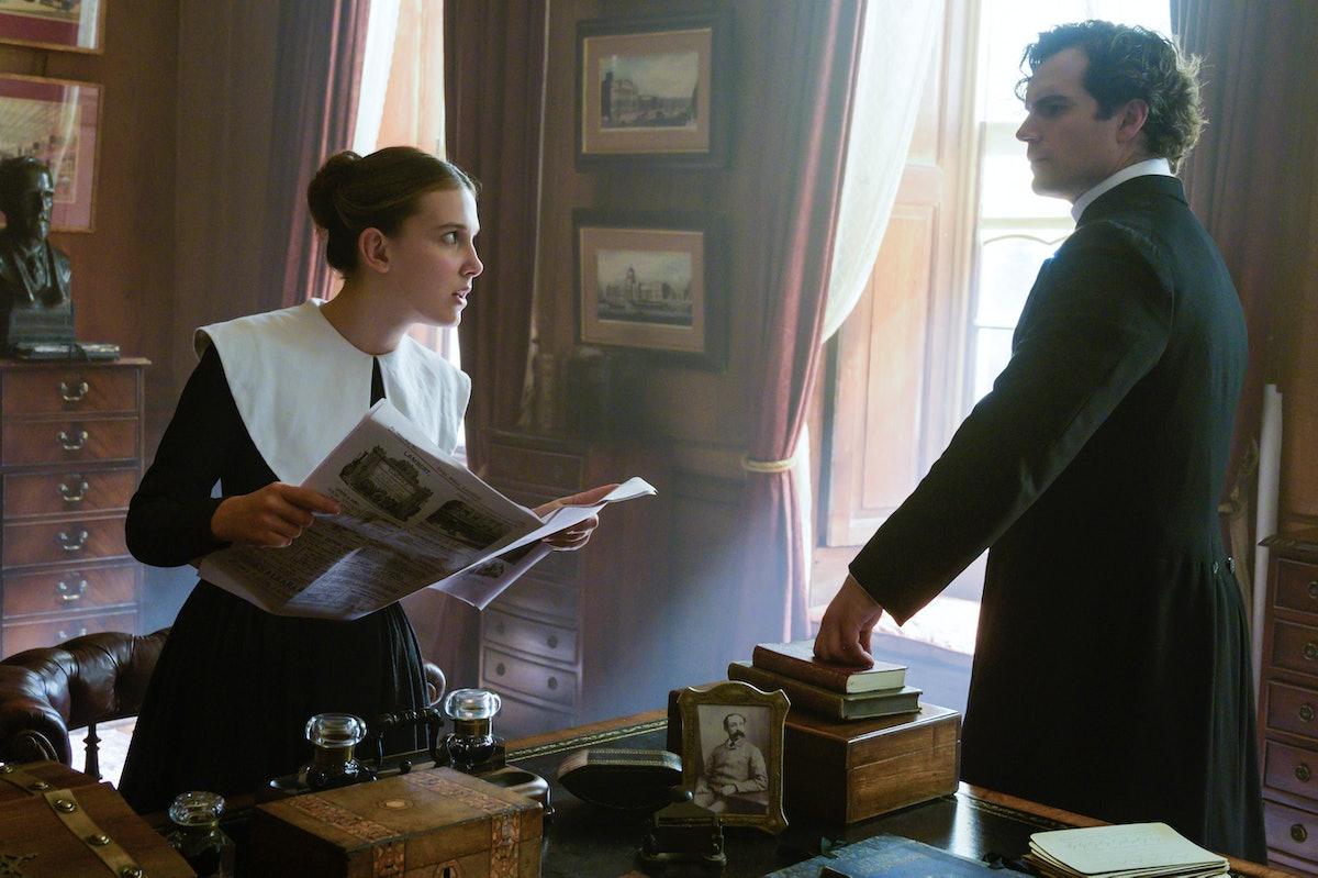 Millie Bobby Brown in 'Enola Holmes'