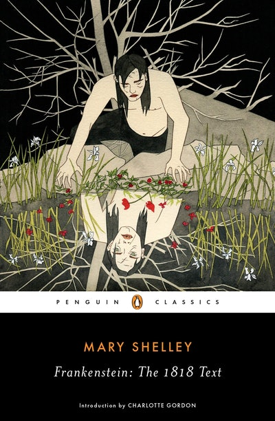 'Frankenstein: The 1818 Text' by Mary Shelley
