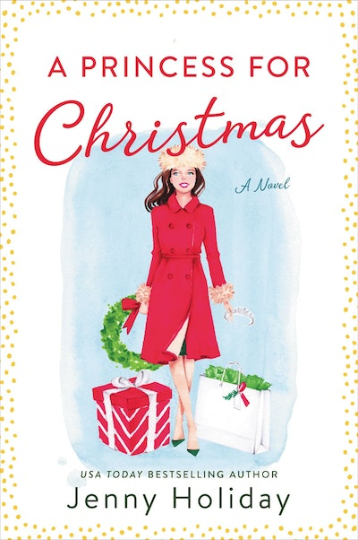 'A Princess for Christmas' by Jenny Holiday