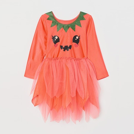 Pumpkin Costume Dress