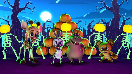 A new Halloween special featuring the 'Madagascar' gang looks amazing.