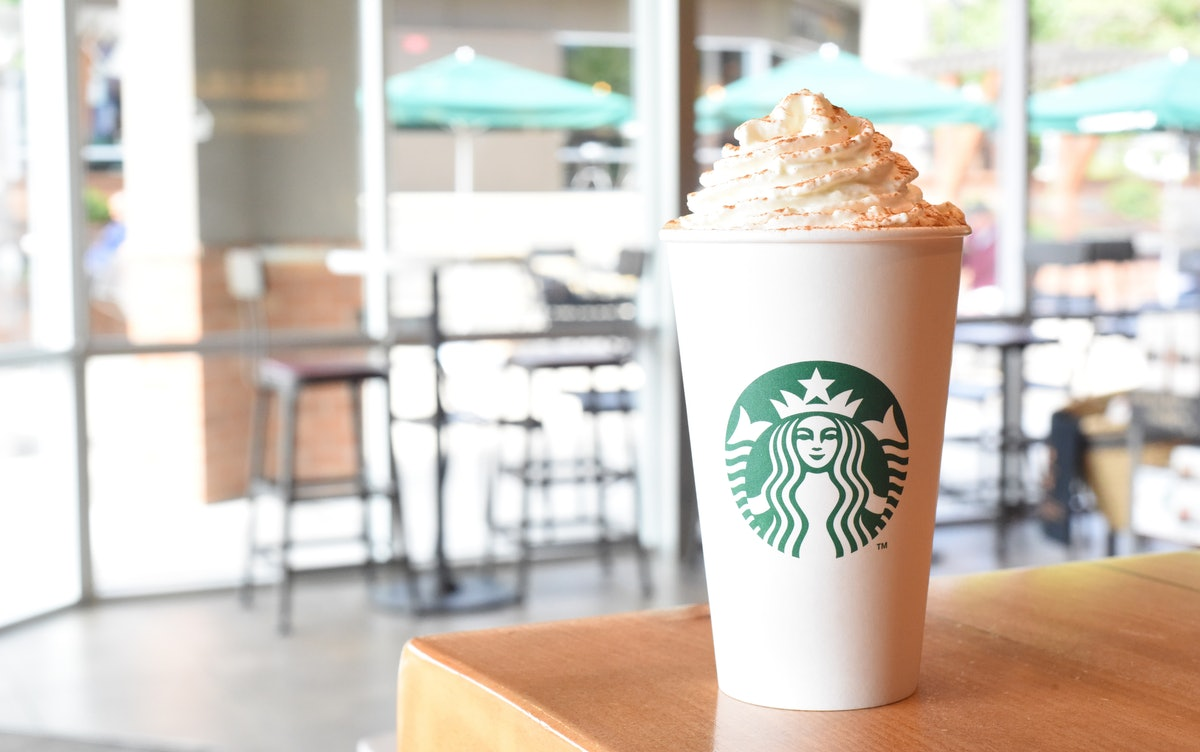 Starbucks' National Coffee Day 2020 deals include a brand new Triple Star day.