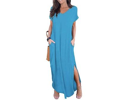 GRECERELLE Women's Casual Maxi Dress