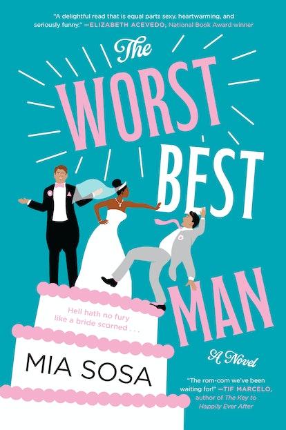 'The Worst Best Man' by Mia Sosa