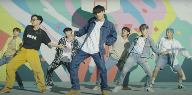 "BTS' ""Dynamite"" choreography music video makes it hard not to dance along."