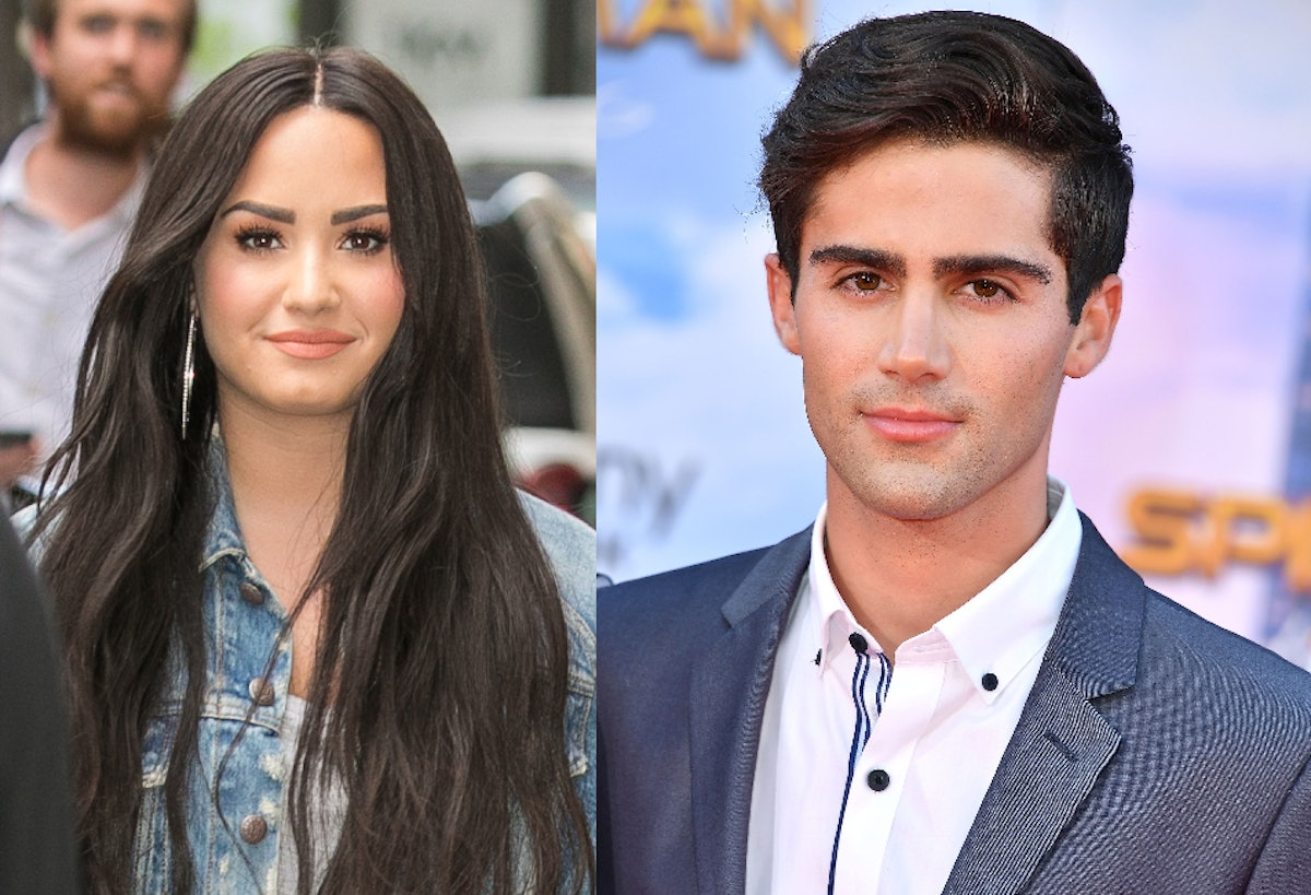Max Ehrich's Instagram about his breakup with Demi Lovato clears up a lot.