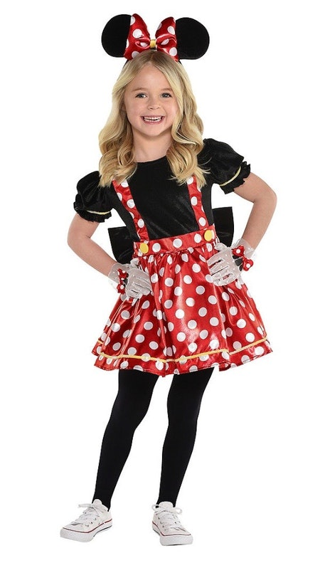 Child Minnie Mouse Costume
