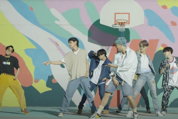 "BTS' ""Dynamite"" choreography music video is a fun, uplifting watch."