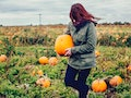 Use these pumpkin patch puns when sharing all your pumpkin picking pics on Instagram.