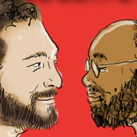 Seena Ghaznavi and Justin Williams talk 'Fraudsters,' Bryan Adams, and stand-up