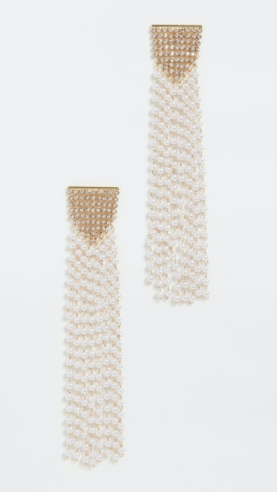 Chainmaille Statement Earrings