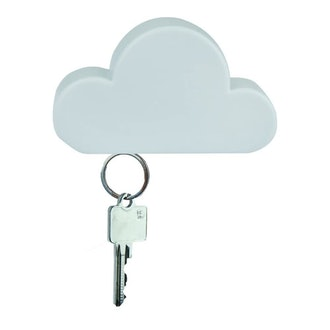 TWONE White Cloud Magnetic Wall Key Holder