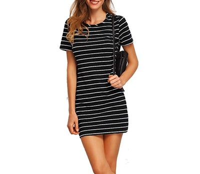 Floerns T-Shirt Dress