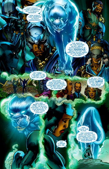 Black Panther Shuri Marvel Comics