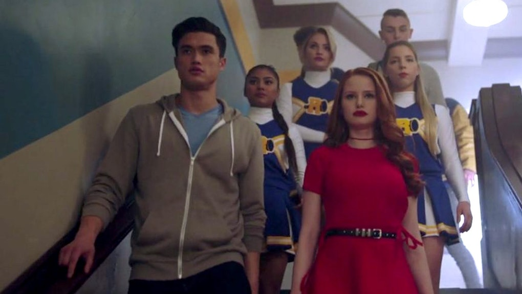 A 'Riverdale' Season 5 photo shows Reggie and Cheryl in strange new outfits.
