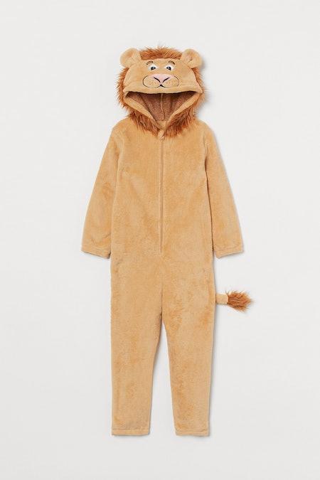 Costume in Light Orange/Lion