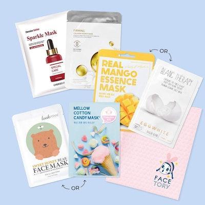 FaceTory 4-Ever Fresh Subscription Box