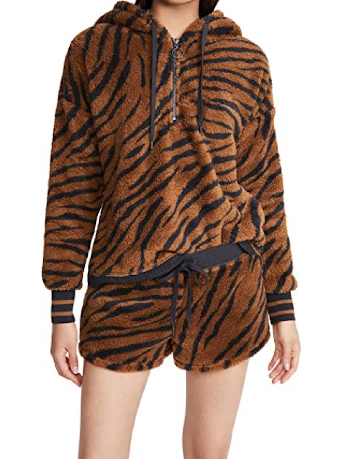 PJ Salvage Women's Loungewear Cozy Items Hoody