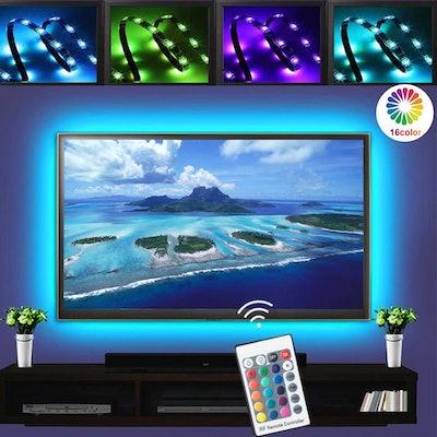 LEDStrips8 LED TV Backlights