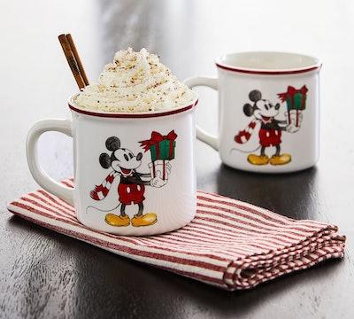 Mickey Mouse Stoneware Mug