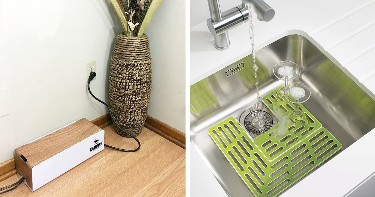 42 Clever Things That Make All Your Stuff Seem WAY Nicer