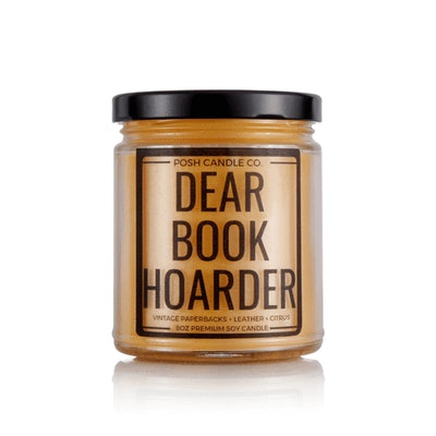 Dear Book Hoarder