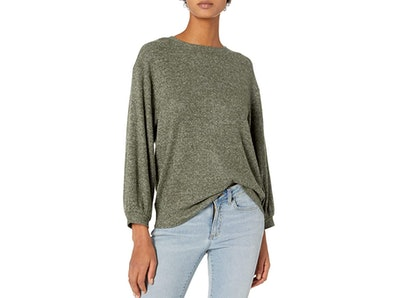 Daily Ritual Knit Sweatshirt