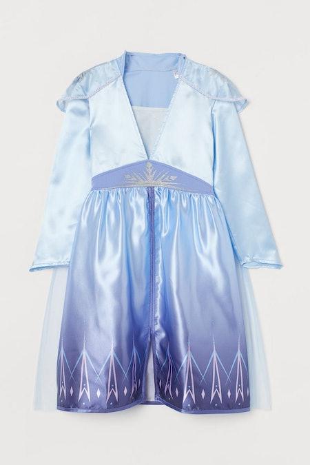 Costume in Light Blue/Frozen