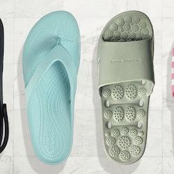 the best shower sandals