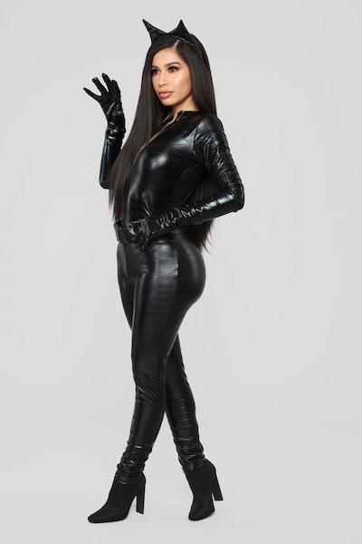 Fashion Nova Cat Fight Costume