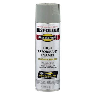 Rust-Oleum 7519838 Professional High Performance Enamel Spray Paint (14 oz)