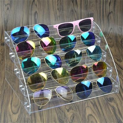 MineSign Sunglasses Organizer