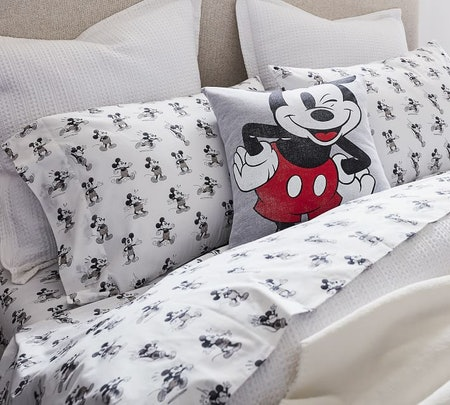 Mickey Mouse Organic Cotton Sheet Set