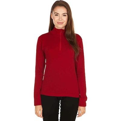 Minus33 Merino Wool Sequoia 1/4 Zip