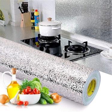 BEMINH Kitchen Backsplash Wallpaper
