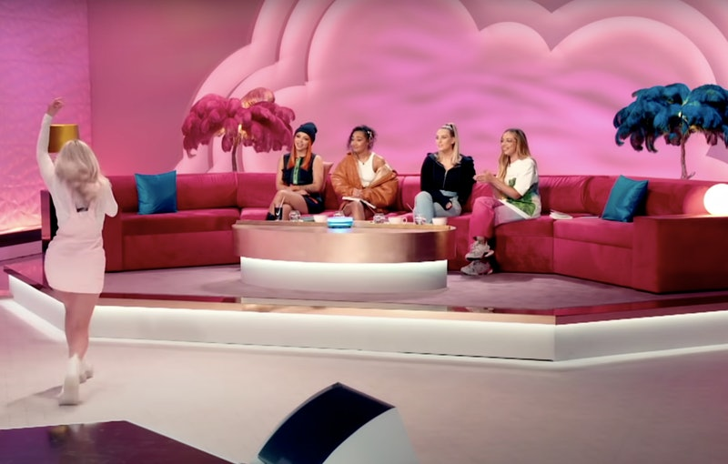 Little Mix's 'The Search' on BBC One