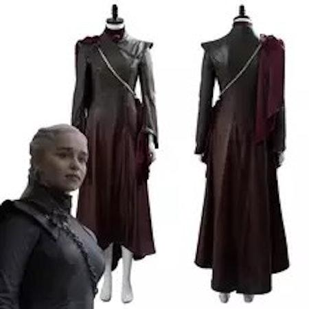 Mad Queen Costume