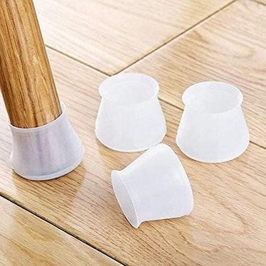 Feeke Silicone Furniture Chair Legs Caps (32-Pack)