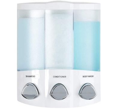 Better Living 3-Chamber Soap Dispenser