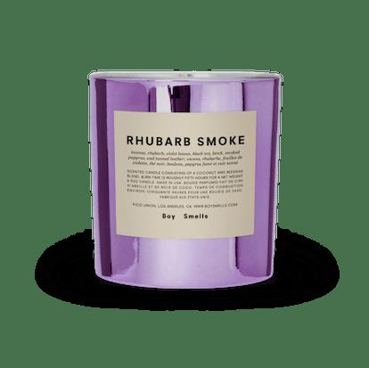 Rhubarb Smoke