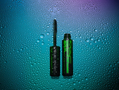 MAC Cosmetic's Fresh-Out-Of-The-Shower Brow Gel helps make your eyebrows look soft and dewy.