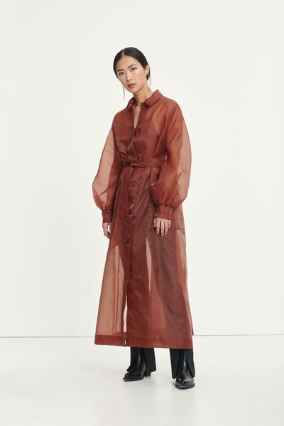 Chantara Coat