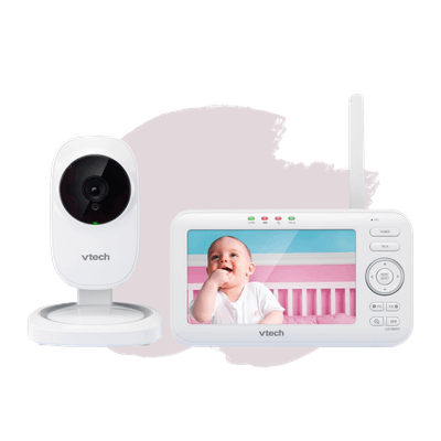 "VTech 5"" Digital Video Baby Monitor"