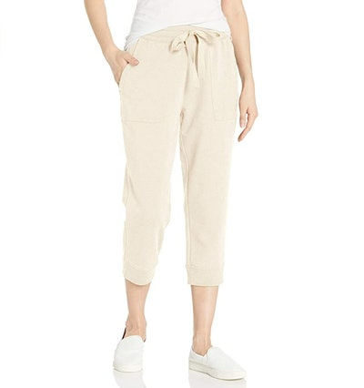 Daily Ritual Cropped Jogger Set