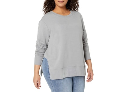 Daily Ritual Plus Size Pull Over Sweater